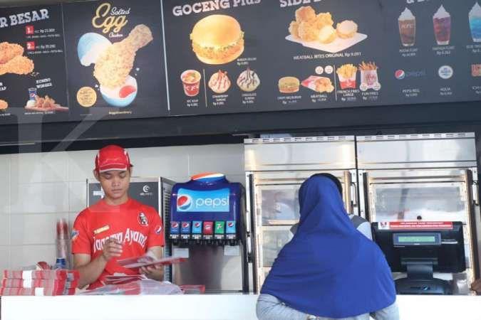 Promo KFC Crispy Wrap Rp 27.273, berlaku sepanjang Oktober ...