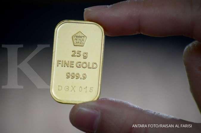 Harga emas per ons troi
