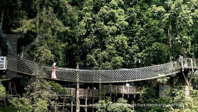 Kembanglangit Park, tempat wisata terbaru di antara jalur Batang dan Dieng