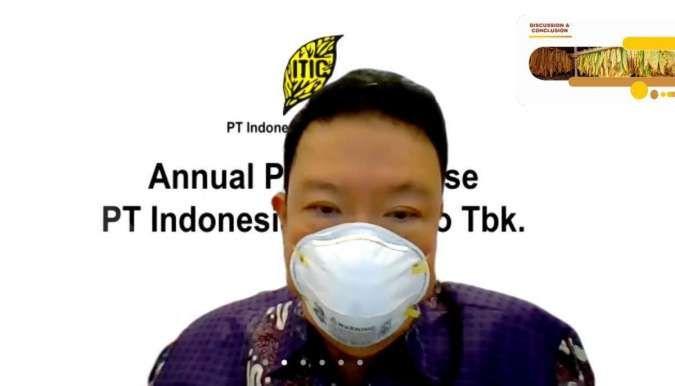 Simak tips dari bos Indonesian Tobacco (ITIC) agar tidak jenuh saat WFH